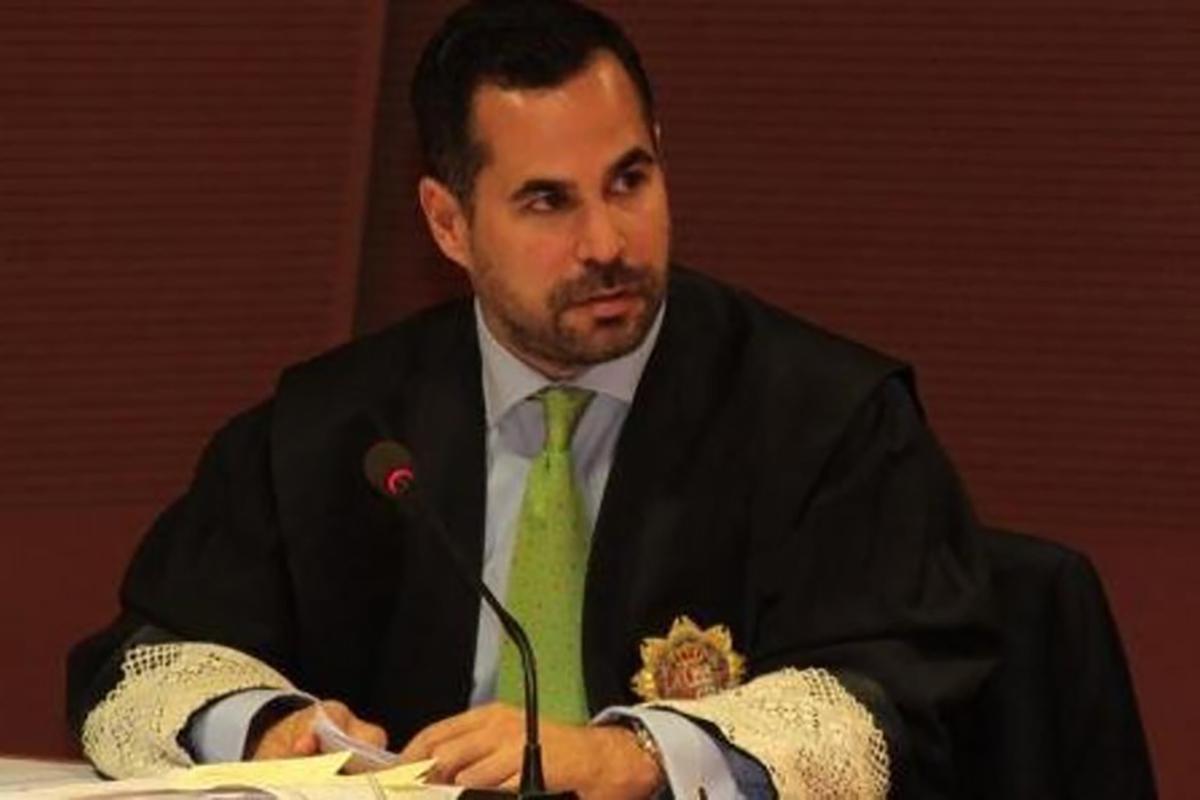 Embajador Ignacio Stampa Liga Española de Debate Universitario