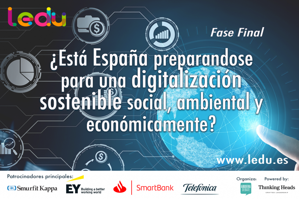 Pregunta Fase Final Liga Española de Debate Universitario (LEDU)