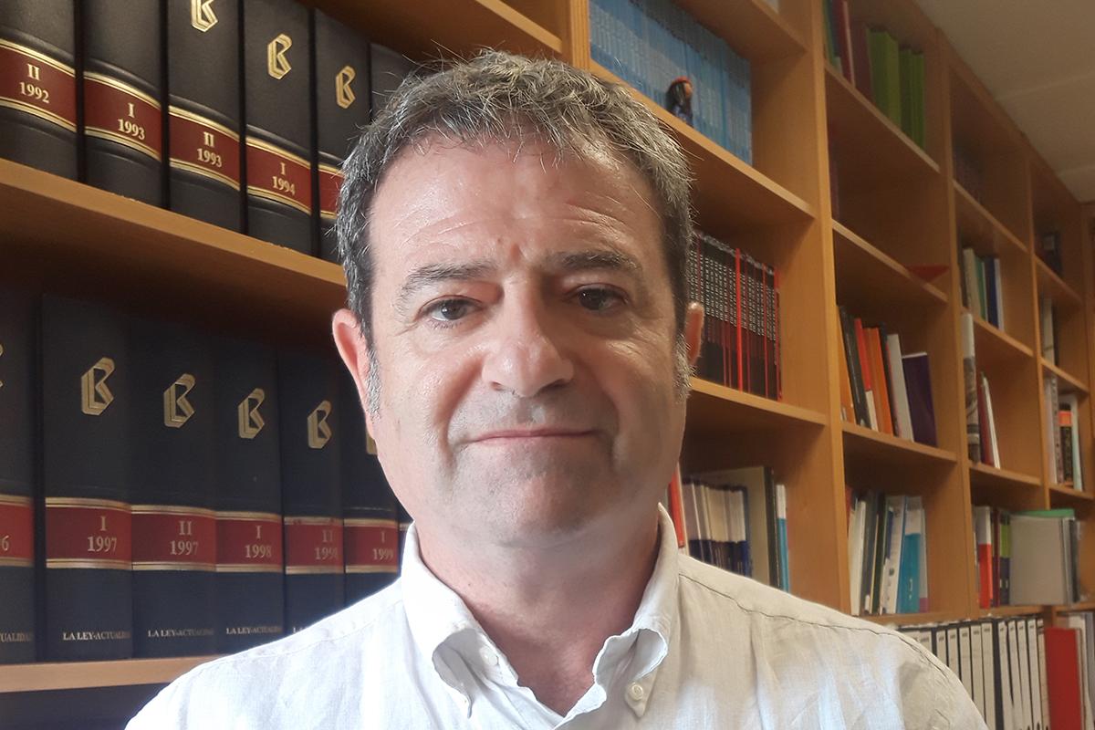 Embajador Fernando Fita Liga Española de Debate Universitario
