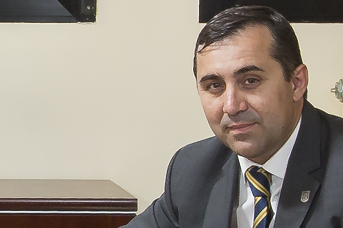 Embajador Jose Antonio Otero Liga Española de Debate Universitario