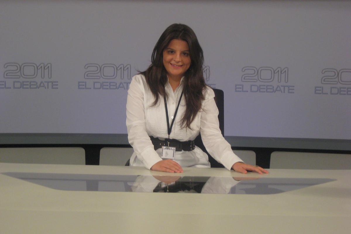 Embajadora Leticia Álvarez Hernández Liga Española de Debate Universitario