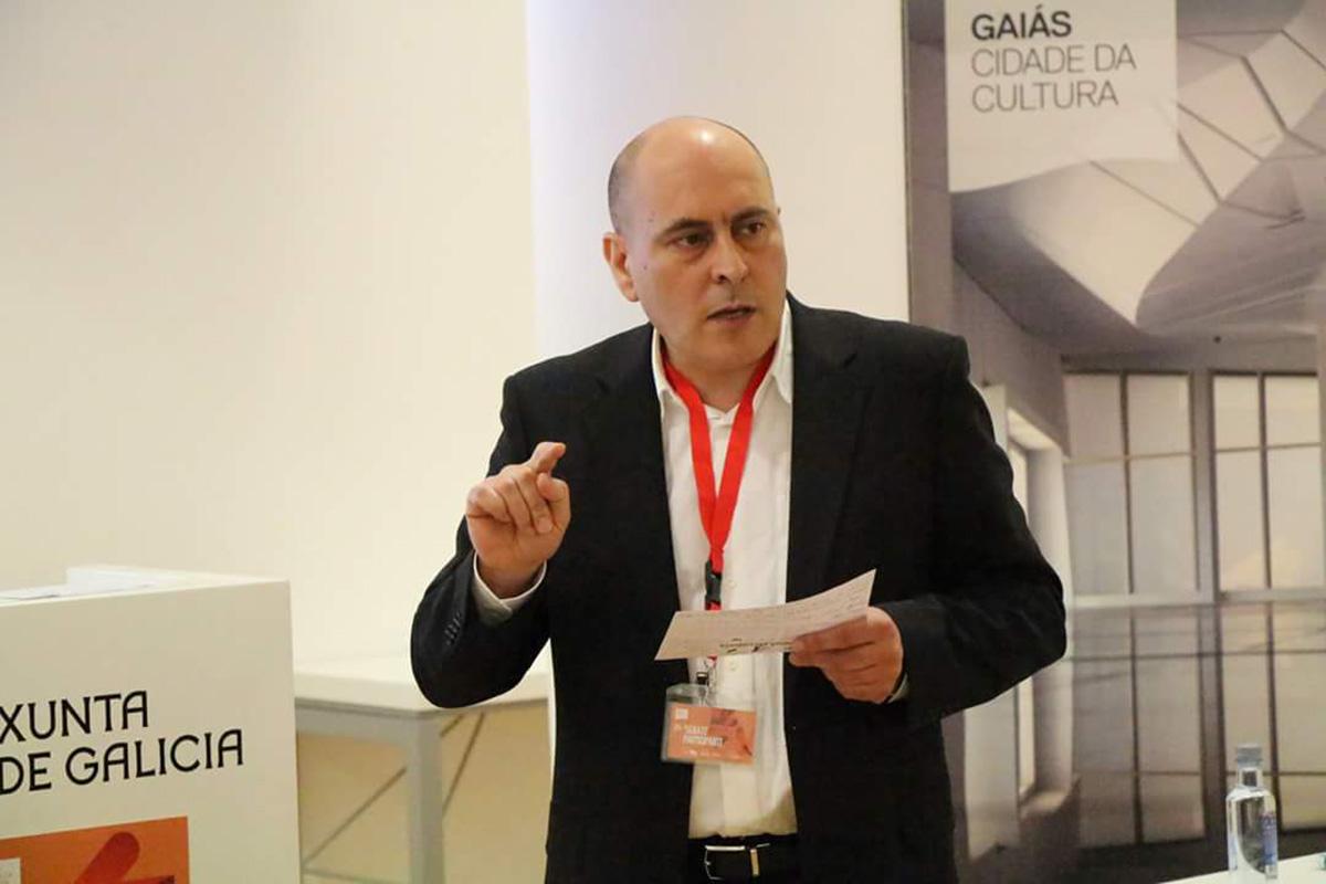 Embajador Javier Guzmán Liga Española de Debate Universitario