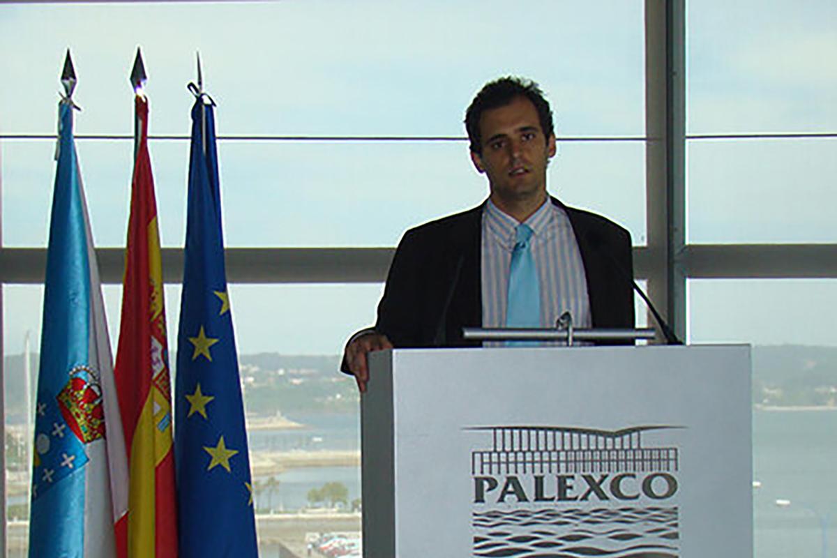 Embajador Luis Pedreira Liga Española de Debate Universitario