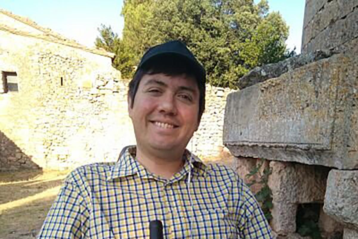 Embajador Pau Torres Liga Española de Debate Universitario