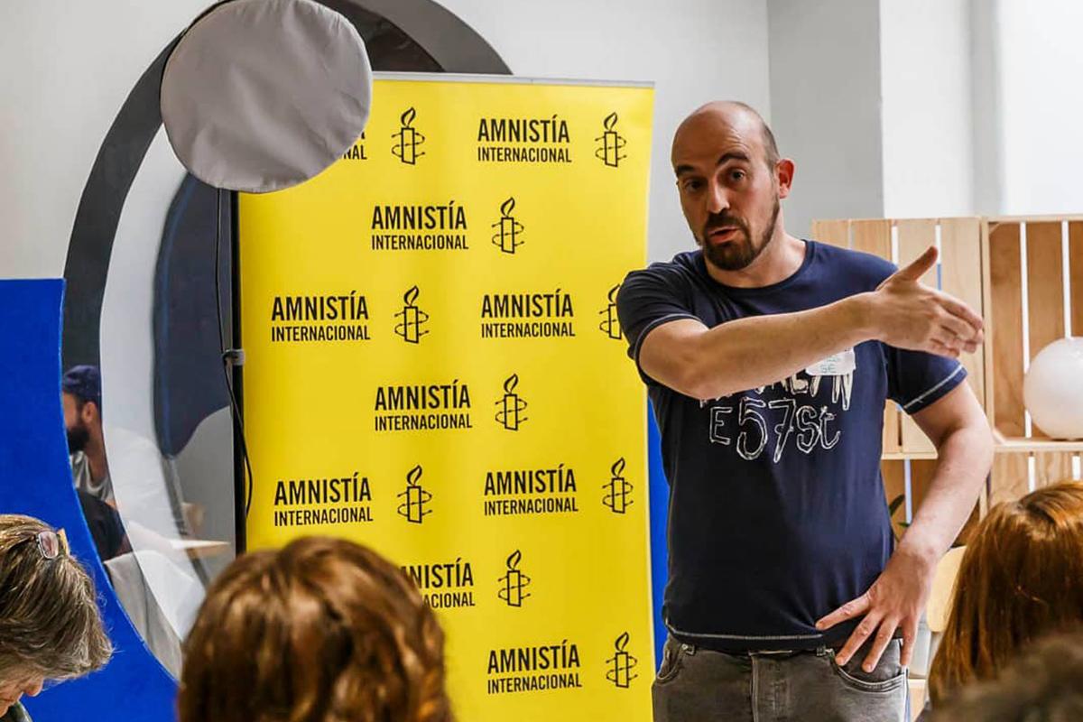 Embajador Carlos Sanguino Liga Española de Debate Universitario