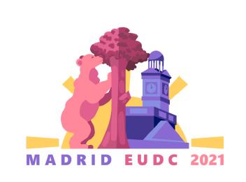 EUDC logo