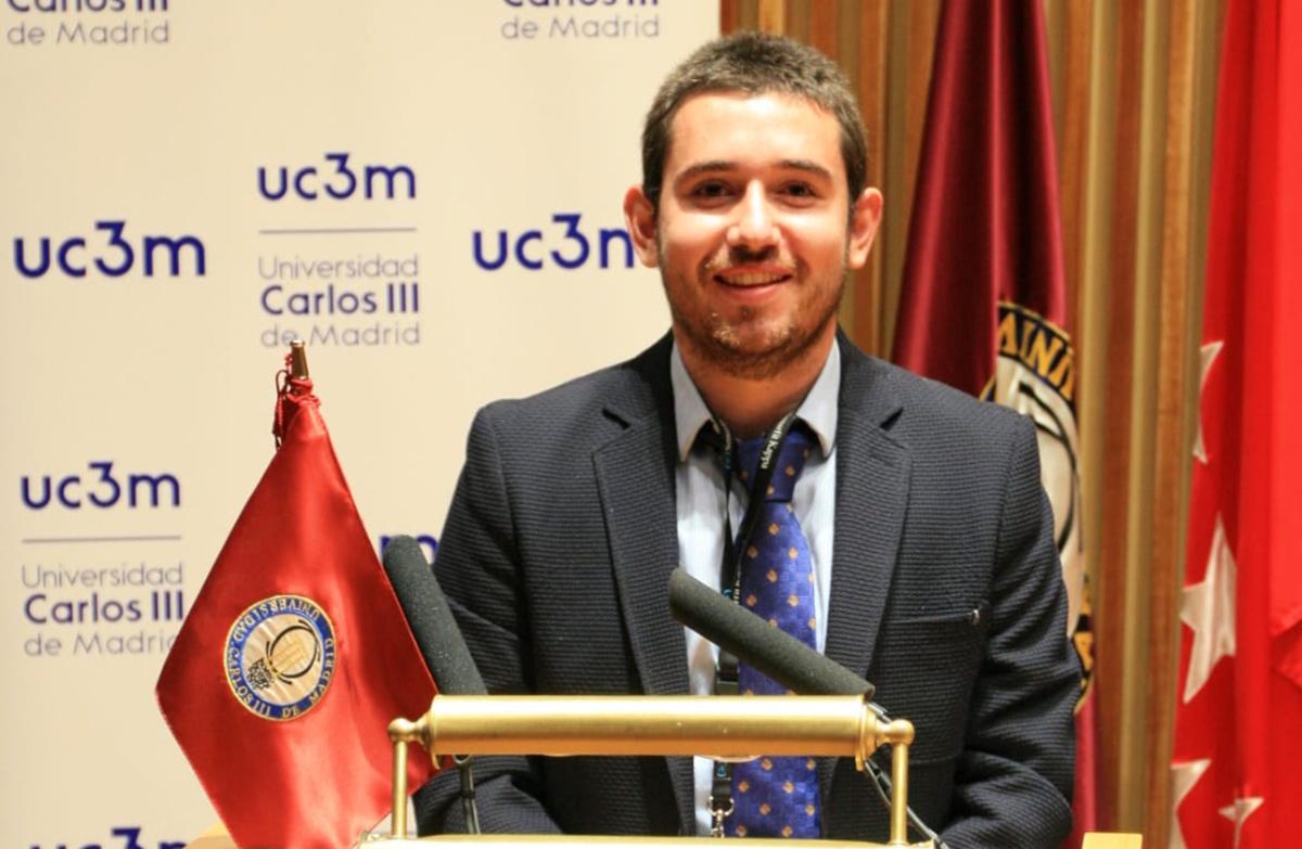 Adrian Fernández embajador LEDU
