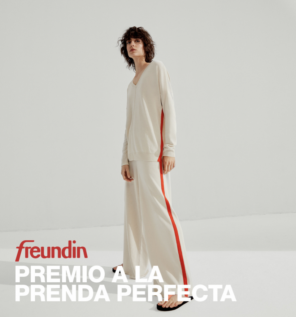 Ecoalf, premio Freundin Perfect Piece 2021