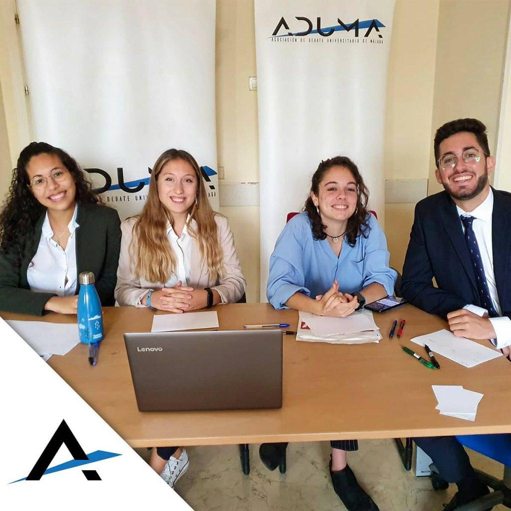 ADUMA gana el Torneo Tres Culturas, clasificatorio para la Liga Española de Debate LEDU