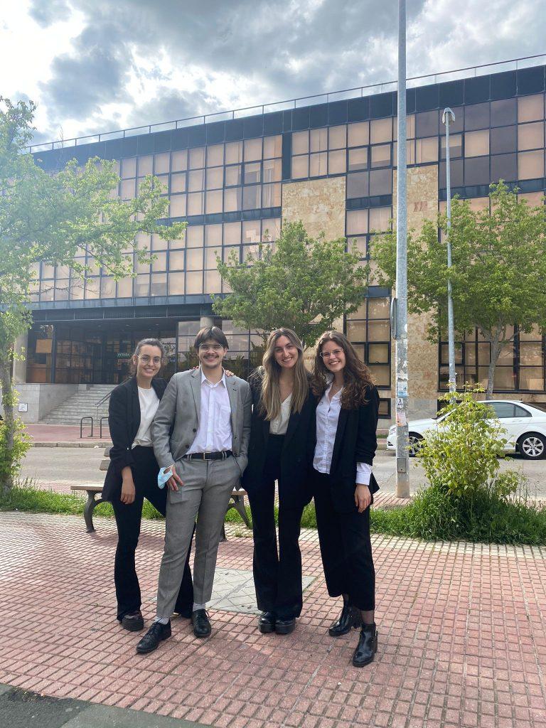 Salamanca gana el Foro de Debate Estudiantil sobre Igualdad