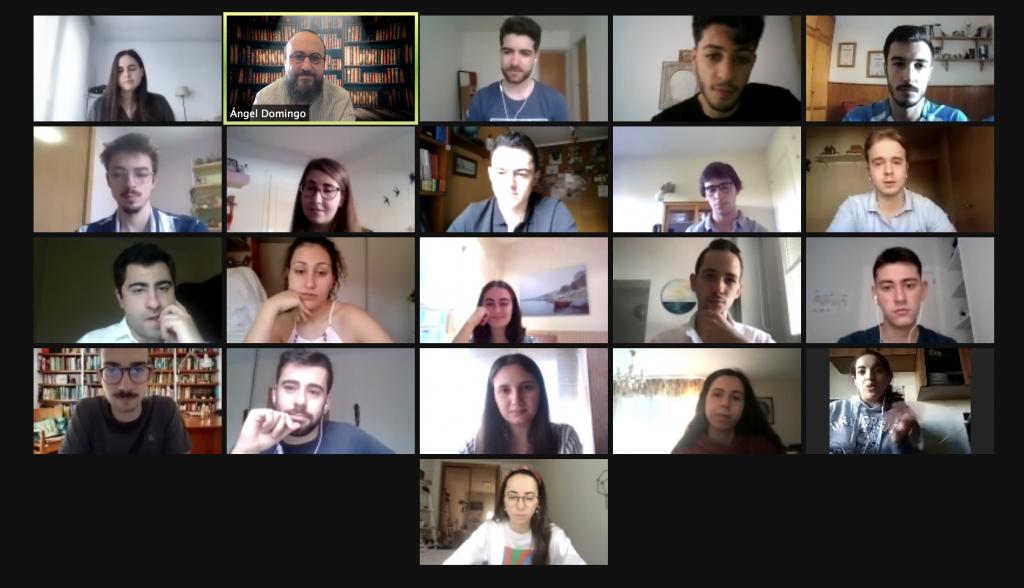 EY Voice y Liga Española de Debate Universitario (LEDU)