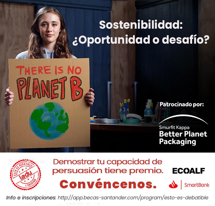 Esto es debatible, organizado por la Liga Española de Debate Universitario (LEDU)