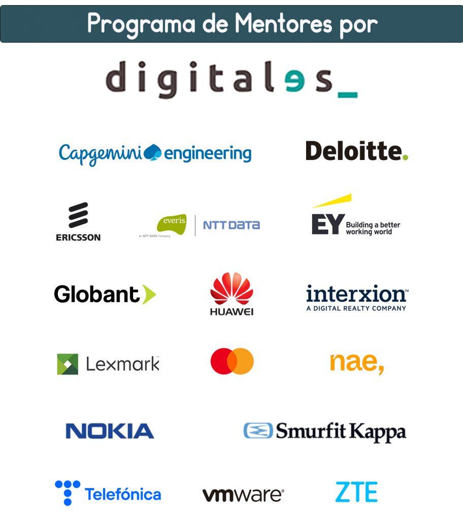 Los participantes de la LEDU contarán con un refuerzo único: mentores de DigitalES